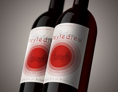 Packaging - wine label