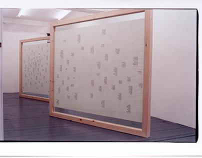 """The Last Goodbye"" Void Gallery, London"