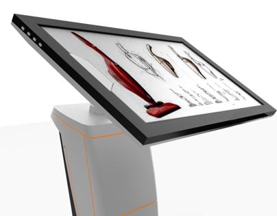 iSpace : Designers Workstation