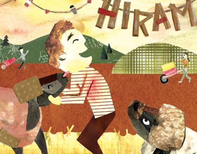 Hiram Farm Illustration