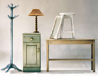 "Plascon ""Antiquing Made Easy"""