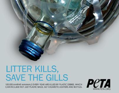 PETA Campaign