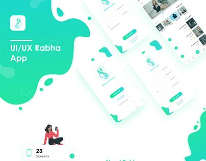 Rabha accessories app