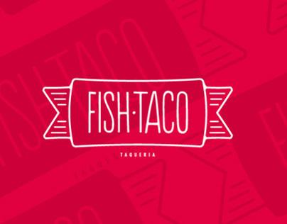 Fish-Taco Logotype