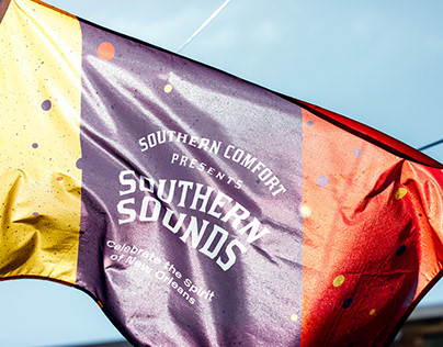 Southern Comfort presents Southern Sounds Event Design