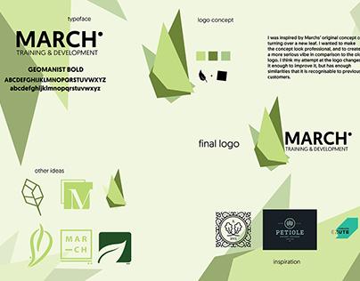 March Rebrand