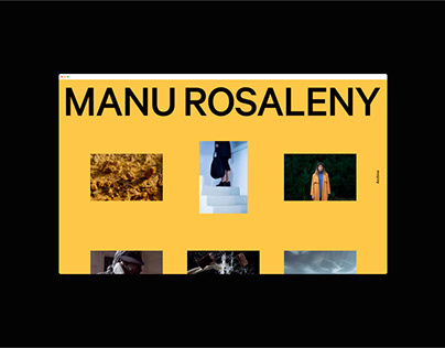 MANU ROSALENY WEBSITE
