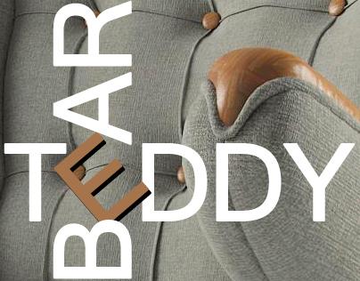 the Teddy Bear chair