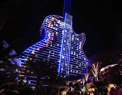 Hard Rock Guitar Hotel & Casino