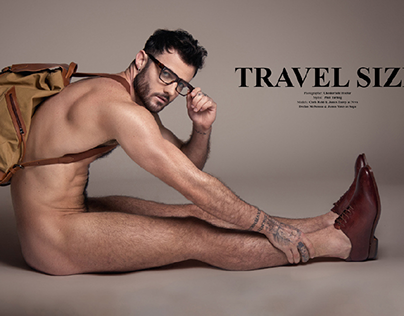 Editorial for Desnudo Magazine
