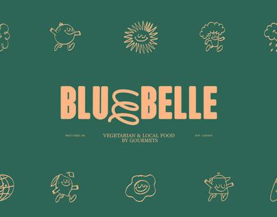 Bluebelle identity