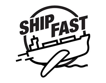 Ship Fast tshirt art