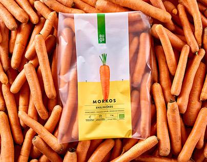 AUGA organic food