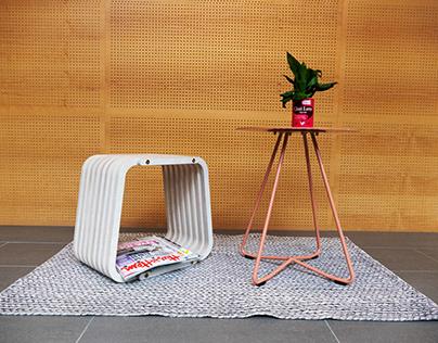 Rovaniemi-stool