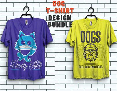 Dog Niche T-shirt Design
