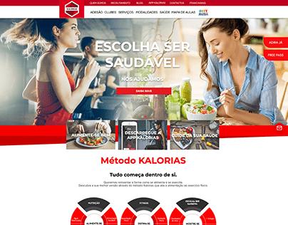 Website Kalorias