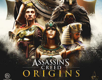 Assassin's Creed Origins poster