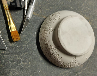 Plaster Carving