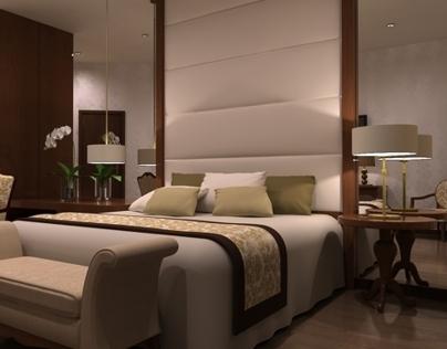Golf Socci - Suite Room