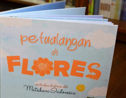 Petualangan di Flores - Pop Up Storybook