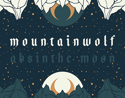 Mountainwolf - Absinthe Moon