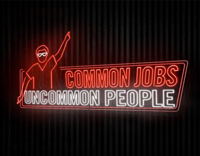 Smirnoff | Common jobs, Uncommon people