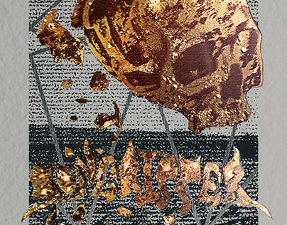 Bones poster For Bongripper, Suma & Ghold
