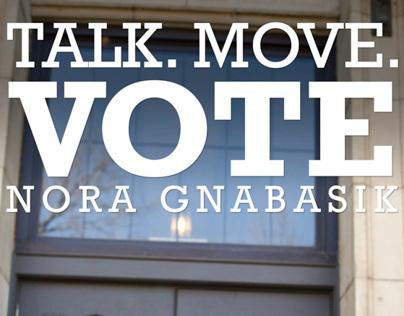 SGA Vice Presidential Campaign