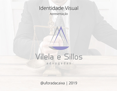 Identidade visual - Vilela e Sillos