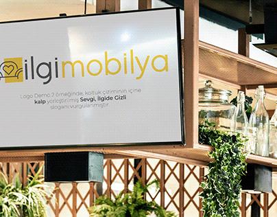İlgi Mobilya Logo Design