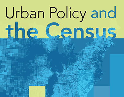 esri Urban Policy and the Census Book Cover Design