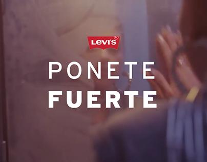 Ponete Fuerte Levi's