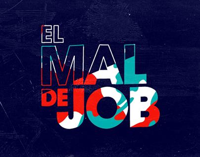 Logo + gráfica. El Mal de Job