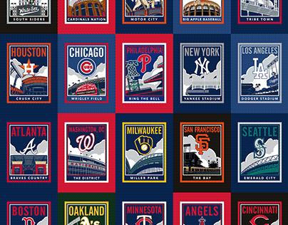 MLB Stadiums-Local Iconography