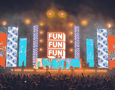 FUN FUN FUN FEST : Music Festival