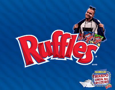 Ruffles - Tirando Onda no Cruzeiro