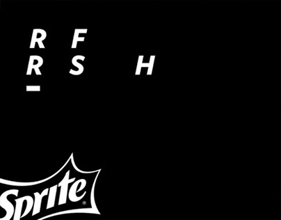 SPRITE - BORN TO RFRSH OOH