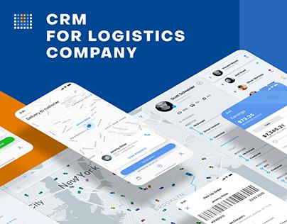 CRM for Logistics Company