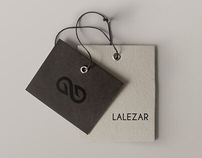 Lalezar Fashion Minimalist Logo Design