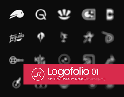 Logofolio 01: Throwback