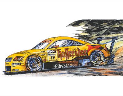 DTM Audi TT