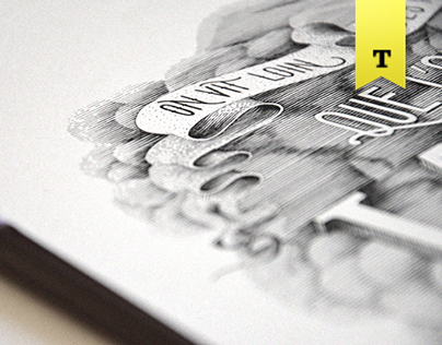 Compositions - Hand lettering & Illustration