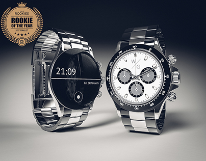 Two Face Watch