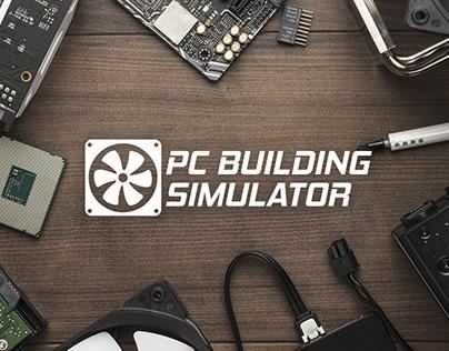 Game UI for PC Building Simulator