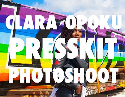 Clara Opoku Presskit Shoot By Da-costa Photography