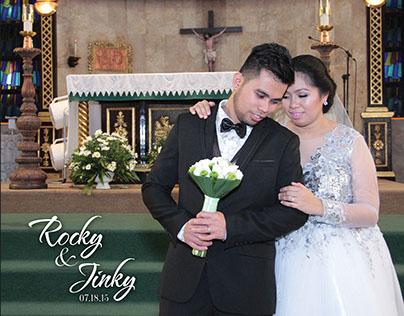 Wedding Photography (Rocky + Jinky)