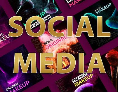 Social Media (Makeup)