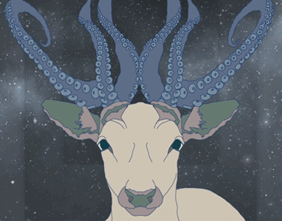 Animated GIF Series: Creatures