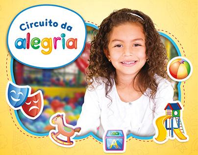 Circuito da Alegria Férias (2019) - Shopping Itaigara