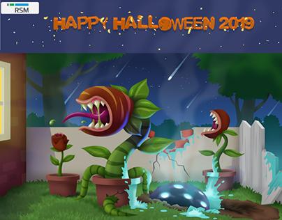 Happy Halloween 2019 - RSM